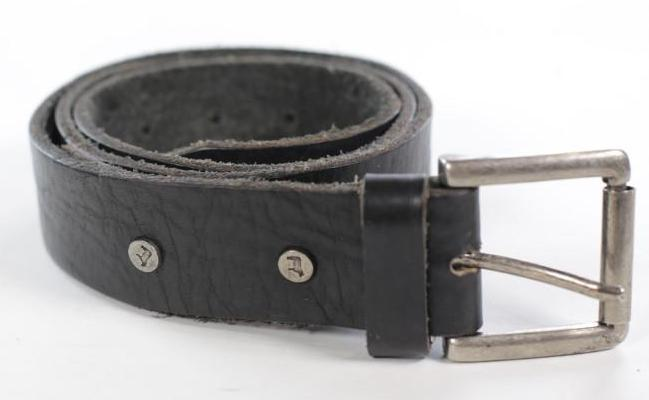 SONS OF ANARCHY: :  Black Belt (size 36)