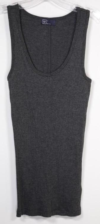 SONS OF ANARCHY: : Tara's Women's Grey Gap Tank-1