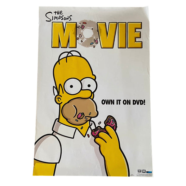 The Simpsons Movie Poster-1