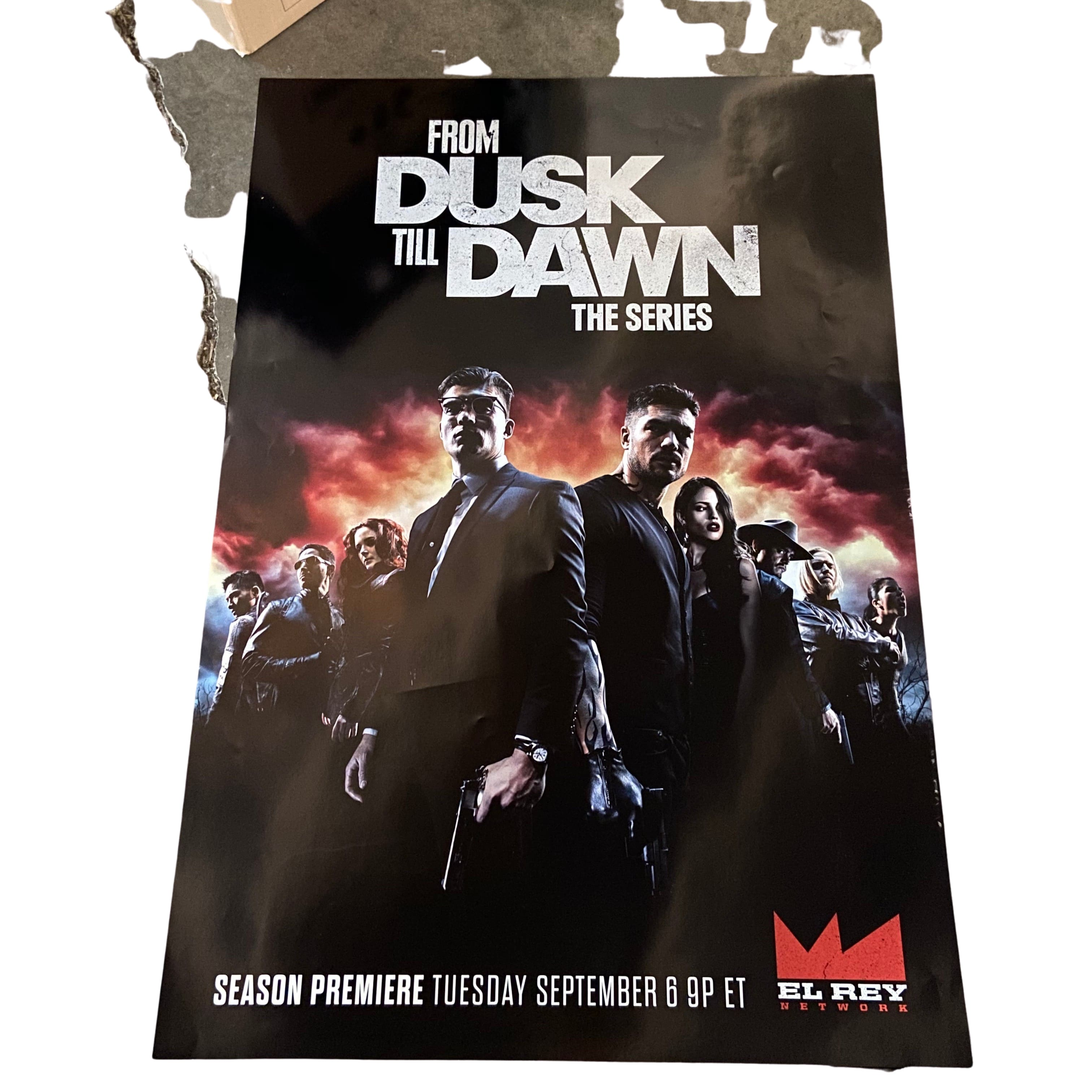 From Dusk Till Dawn The Series Poster
