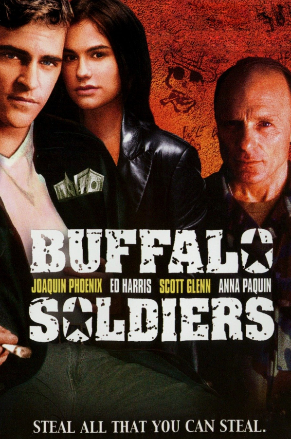 Buffalo Soldiers: Signed Script-1