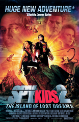 Spy Kids 2: Cast Signed Script