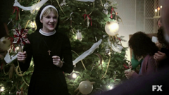 American Horror Story Ayslum: Sister Mary's Christmas Tree Ornaments