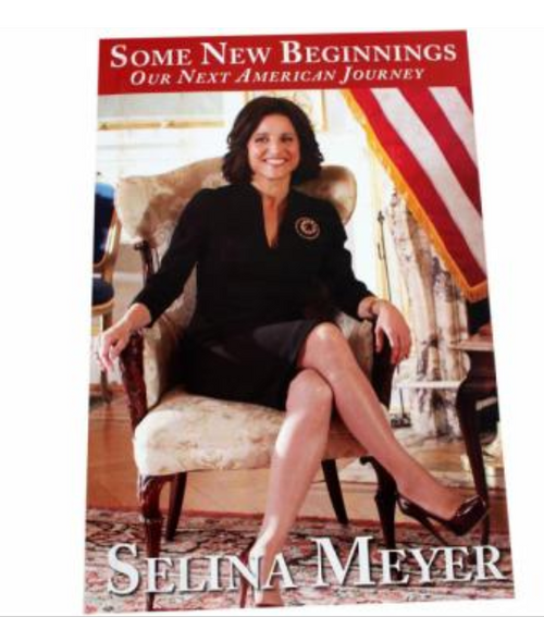 "Screenbid Media Company, LLC. - VEEP: Selina Meyer's ""Some New Beginnings"" Book"