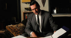 Mad Men: Donald Draper's 1963 Tax Return