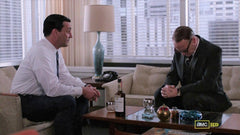 Mad Men: Lane's Dow Chemical Creative Brief