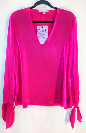 Screenbid Media Company, LLC. - Dr. Ken Damona's Elizabeth James Top (Sz L)