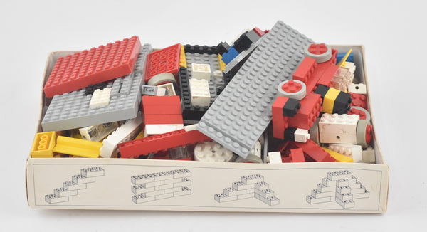 Mad Men: Sally Draper's Vintage Box of Legos-1