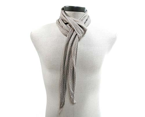 Gangs of New York Grey Scarf-1