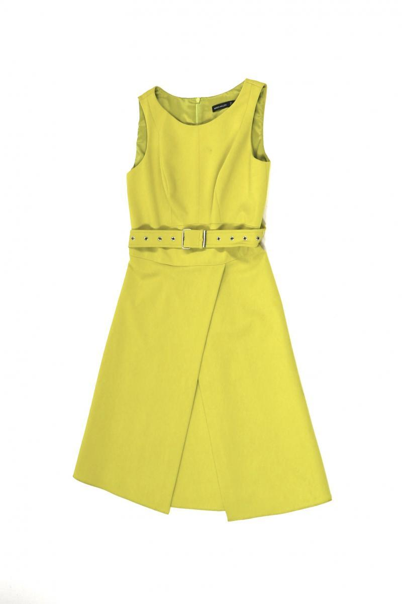 VEEP: Amy's Karen Millen Chartreuse Dress