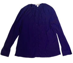 SILICON VALLEY: Monica's Purple Hugo Boss Blouse