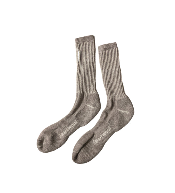 SILICON VALLEY: Erlich's Grey Wool Socks-1