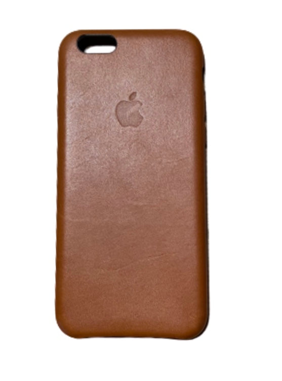SILICON VALLEY: Monica's Brown Leather iPhone 6s Case-1
