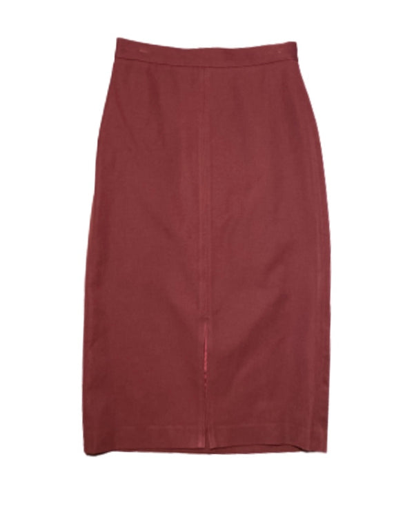 SILICON VALLEY: Monica's Merlot Banana Republic Pencil Skirt-1
