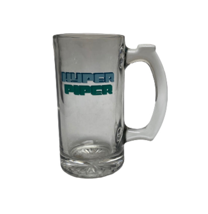 SILICON VALLEY: Hyper Piper Glass Mug