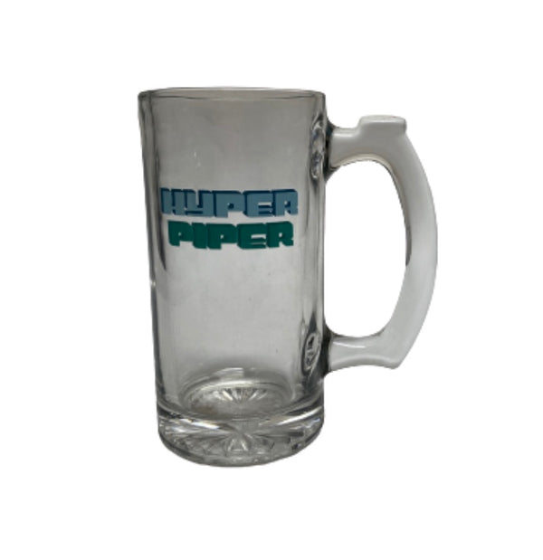 SILICON VALLEY: Hyper Piper Glass Mug-1