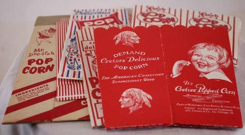 Screenbid Media Company, LLC. - Vintage Popcorn Boxes