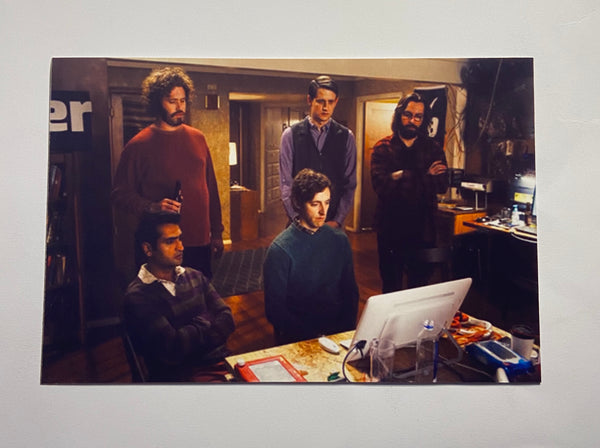 SILICON VALLEY: Photo of the Pied Piper Crew in the Hacker Hostel-1
