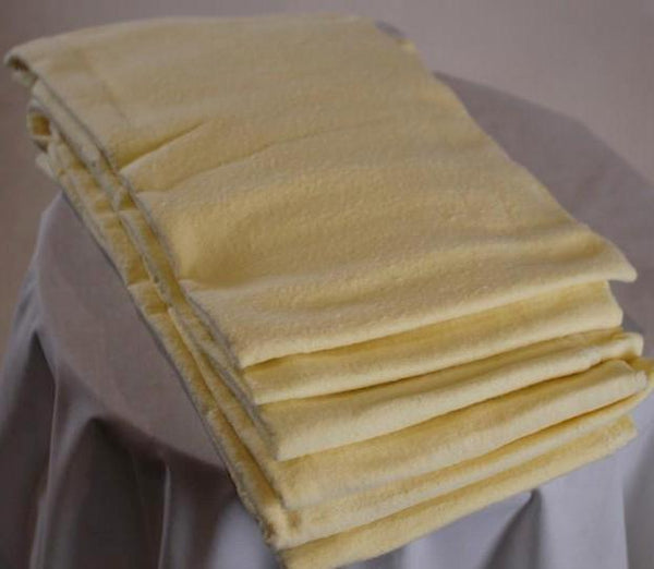 Mad Men: Sally's Yellow Baby Blankets-1