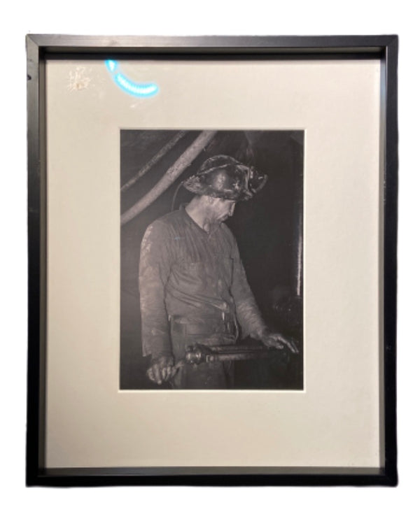 SILICON VALLEY: Maximo Reyes' Photograph of an Argentinian Coal Miner-2