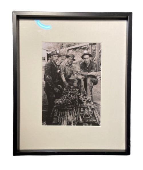Screenbid Media Company, LLC. - SILICON VALLEY: Maximo Reyes' Photograph of the Argentinian Coal Miners