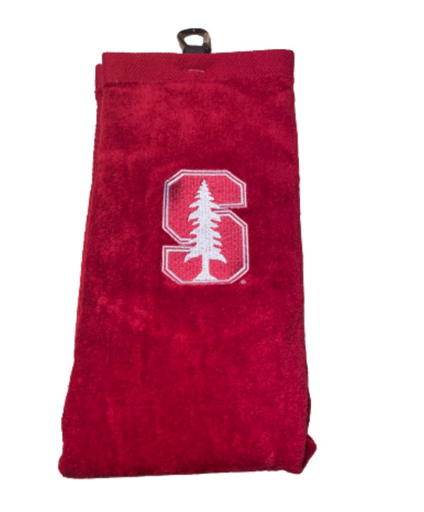 SILICON VALLEY: Big Head's Stanford Hand Towel-1