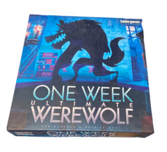SILICON VALLEY: Hacker Hostel One Week Ultimate Werewolf Game