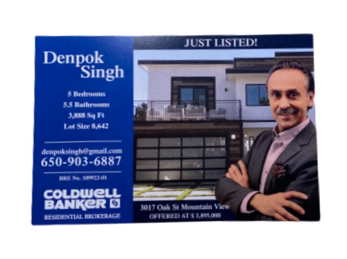 Screenbid Media Company, LLC. - SILICON VALLEY: Denpok's Real Estate Listing