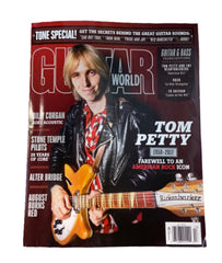 SILICON VALLEY: Ron LaFlamme's Guitar World Magazine