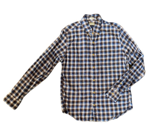 Screenbid Media Company, LLC. - SILICON VALLEY: Richard's Plaid J. Crew Button Down