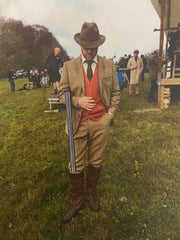 "THE GENTLEMEN: Lord Pressfield's ""Shooting Party"" Outfit"