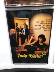 Pulp Fiction Original Framed Key Art