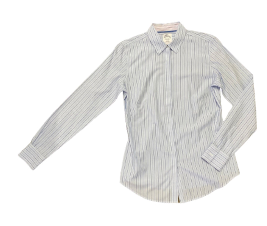 SILICON VALLEY: Laurie's Striped Brooks Brothers Button Down Shirt