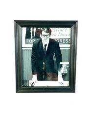 VEEP:  Jonah Framed Black & White Picture