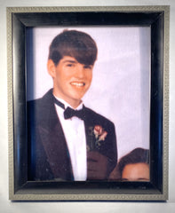 VEEP:  Teenage Jonah in Tux Framed Photo
