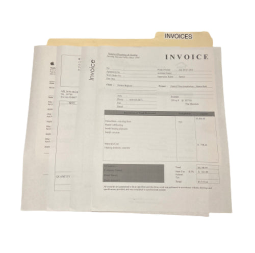 Screenbid Media Company, LLC. - SILICON VALLEY: Big Head's Stack of Invoices