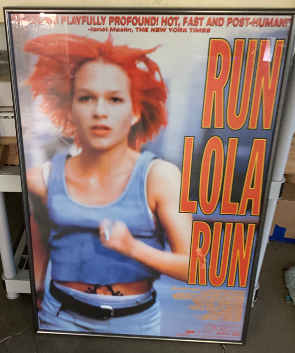 Miramax: Run Lola Run Exclusive Frame Print (1 of 1)-2