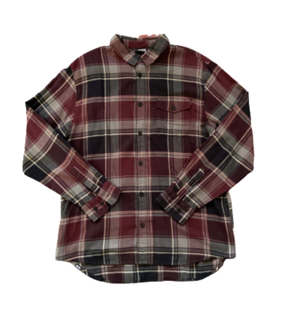 SILICON VALLEY: Richard's Plaid Vans Button Down-1