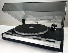 The Get Down - Thorens TD 115 Turntable