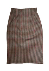 SILICON VALLEY: Monica's Custom Houndstooth Pencil Skirt