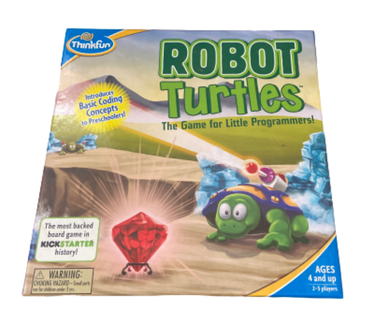 SILICON VALLEY: Hacker Hostel Robot Turtles Game