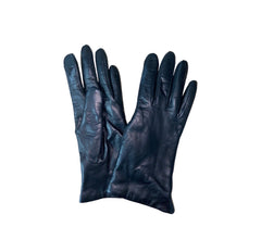 THE GENTLEMEN: Rosalind's Black Leather Gloves