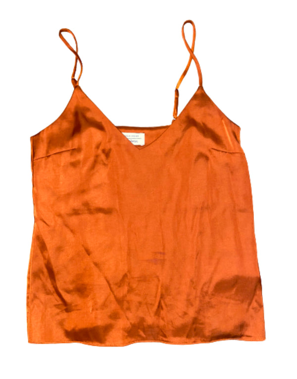SILICON VALLEY: Monica's Orange Stockholm Atelier Camisole-1