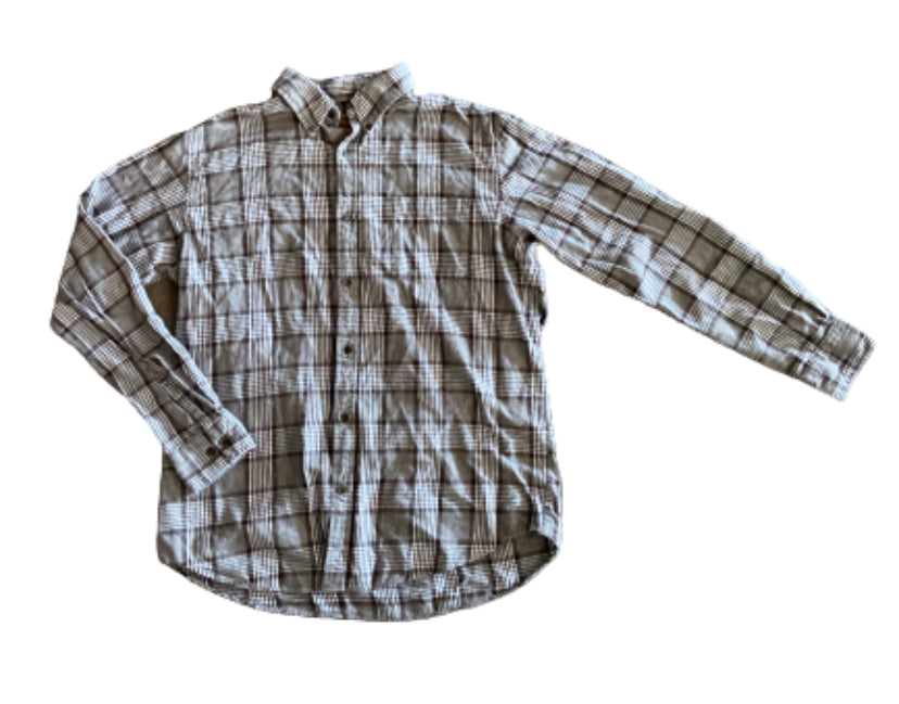 SILICON VALLEY: Gilfoyle's Plaid The Foundry Flannel
