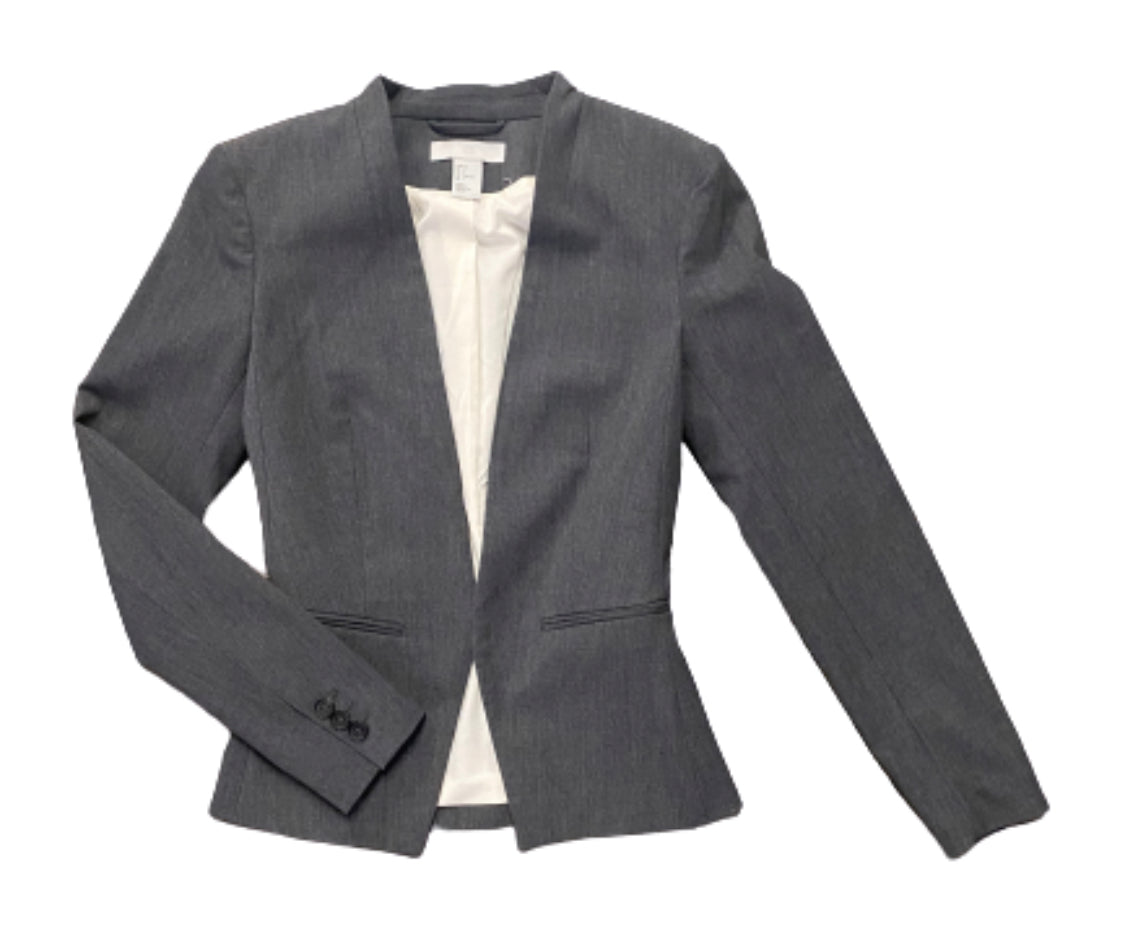 SILICON VALLEY: Monica's Grey H&M Blazer