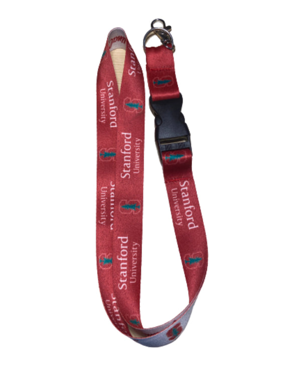 SILICON VALLEY: Big Head's Stanford Lanyard-1