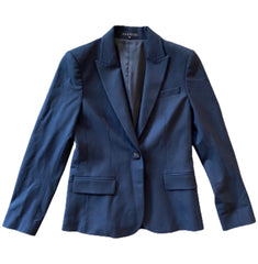 SILICON VALLEY: Monica's Navy Theory Blazer