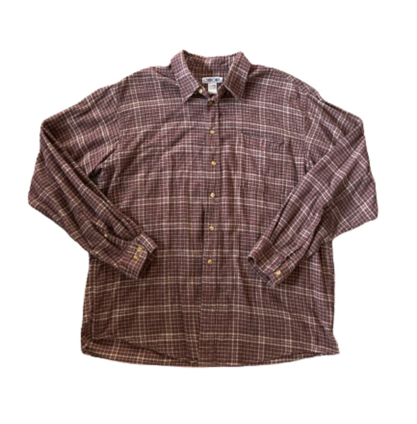 SILICON VALLEY: Gilfoyle's Plaid Cherokee Flannel-1