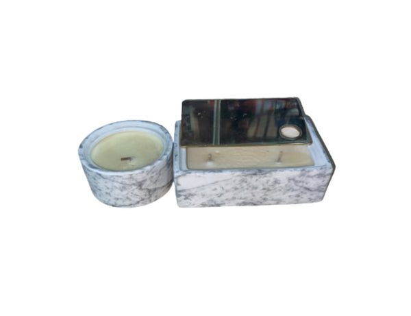 SILICON VALLEY: Monica's Marble Candles-1