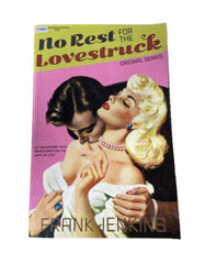"You're The Worst: ""No Rest for The Lovestruck"" Book by Frank Jenkins"